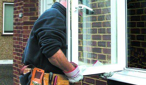 Installation fenêtres